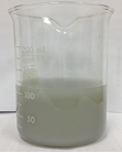 Oily waste before treatment